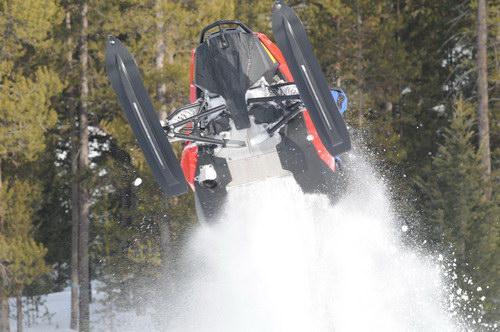 Polaris 2011 Pro RMK