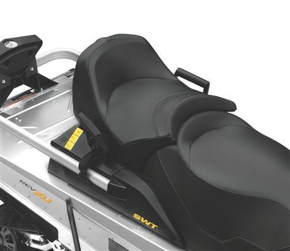 2012 Skandic SWT Passenger Seat