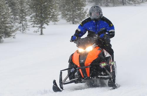 2012 Arctic Cat Snowmobile