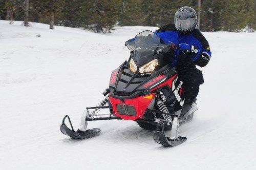 2012 Polaris Rush Pro-R 800
