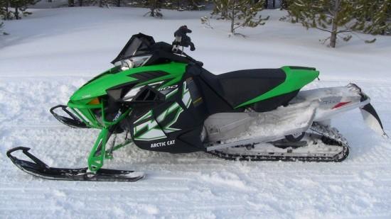 Arctic Cat 2012 F1100 Sno Pro
