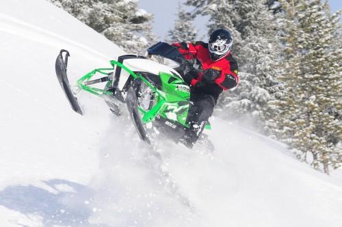 MaxSled com Snowmobile Review - 2012 Arctic Cat ProClimb M