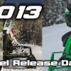 2013_Model_Release_Dates