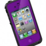 LifeProof Case Purple