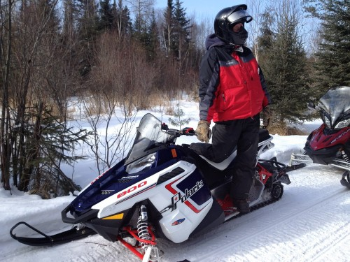 2012 Polaris Pro-R Switchback 136