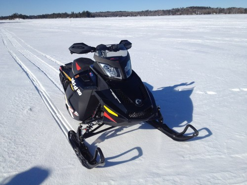 2012 Ski-Doo MXZx 1200 rMotion