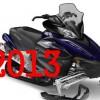 2013 Yamaha Snowmobiles