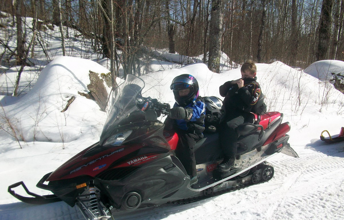 Max Sled Snowmobile Review