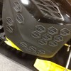 Ski-Doo vented side panel