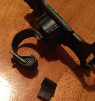 Broken Lifeproof Mount1
