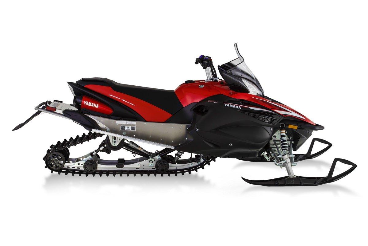 Yamaha Apex  Track