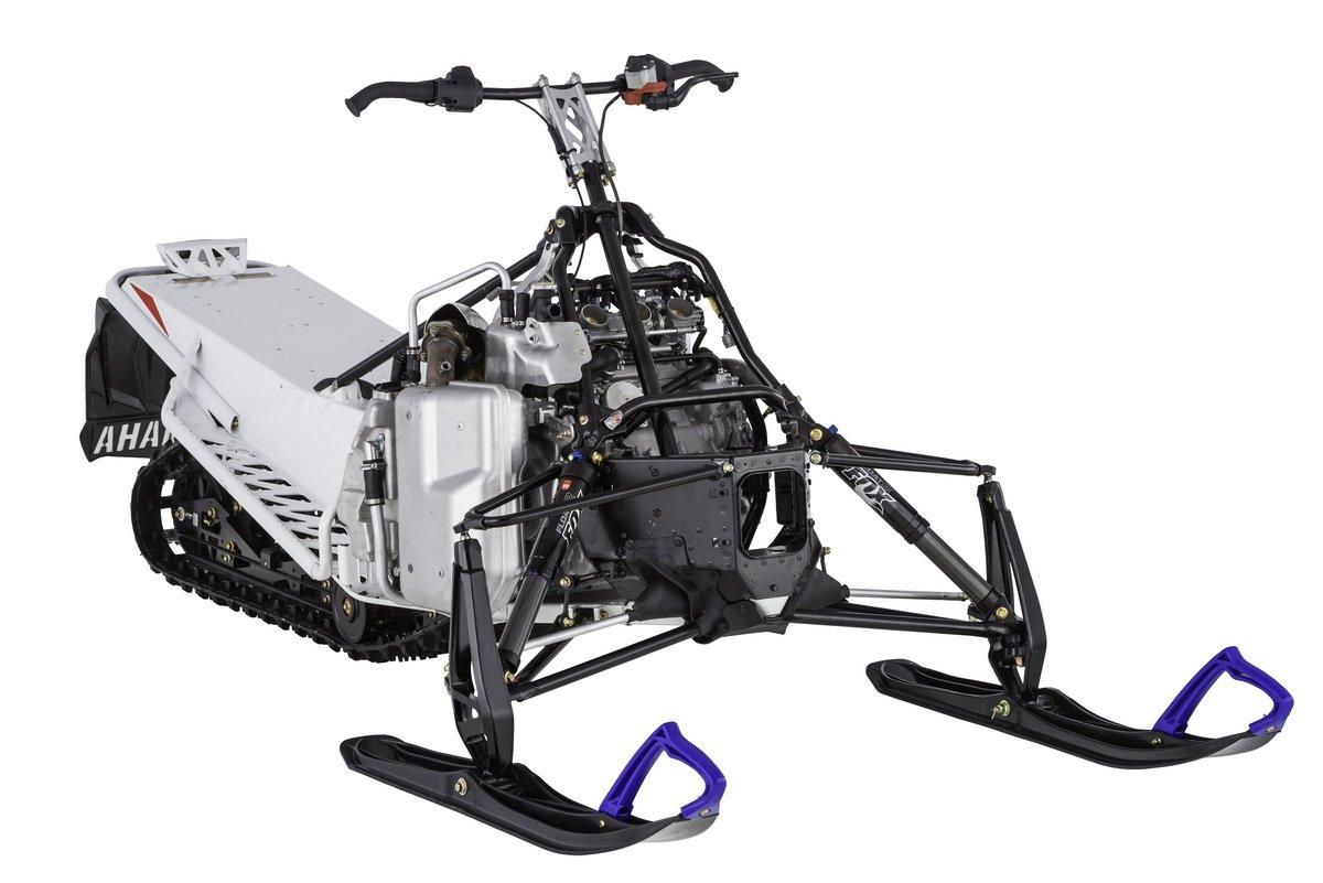 Yamaha Viper Weight Transfer