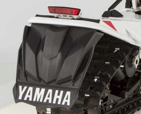 Yamaha snow flap.