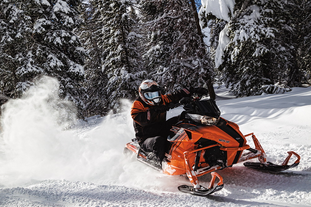 2014 Snowmobile Model Lineup - Arctic Cat - MaxSled com Snowmobile