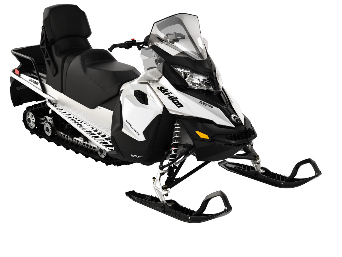 2014 Snowmobile Model Lineup Ski Doo It S Easy