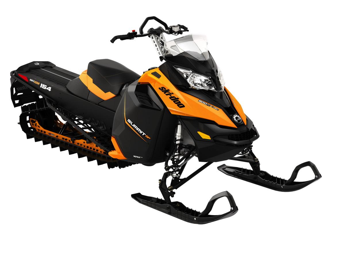 2014 Snowmobile Model Lineup - Ski-Doo, It's Easy ...