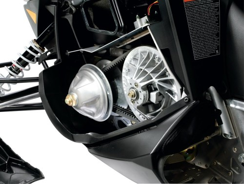 550 Indy CVT