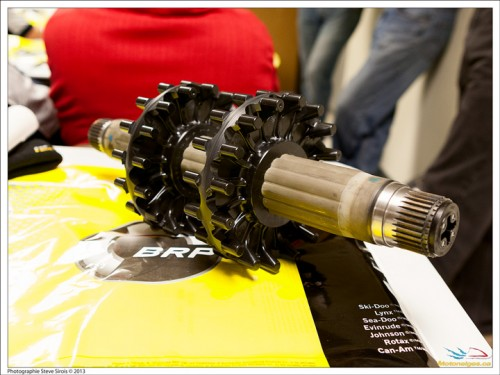Drive Shaft from SilentDrive System