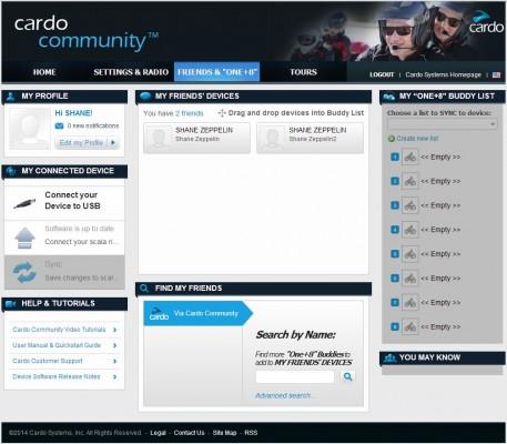 Cardo Community