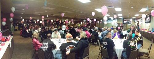 Pink Ribbon Ride 2013