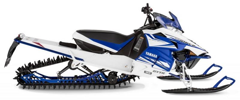2015 Yamaha Snowmobile Turbo