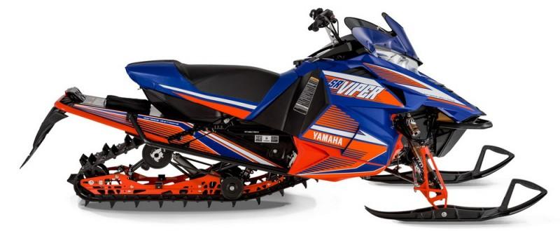 2015 SR Viper RTX LE Orange profile