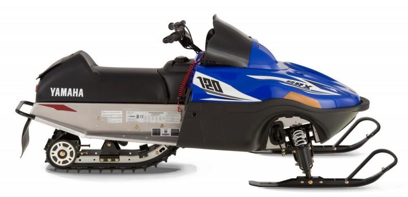 2015 SRX 120 Blue profile