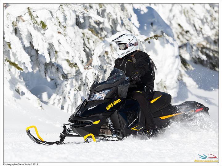 Ski-Doo 900 ACE