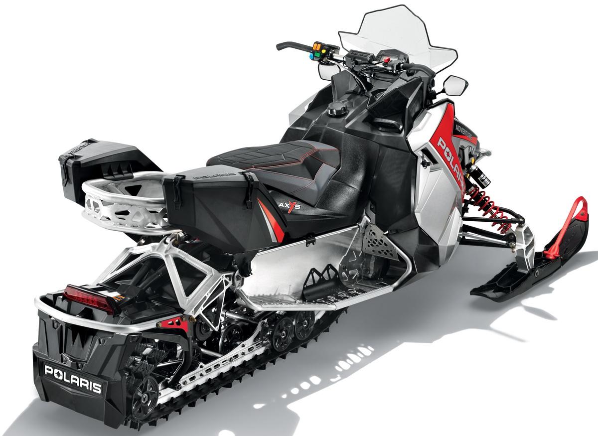 2015 Model Snowmobile Release – Polaris - MaxSled com