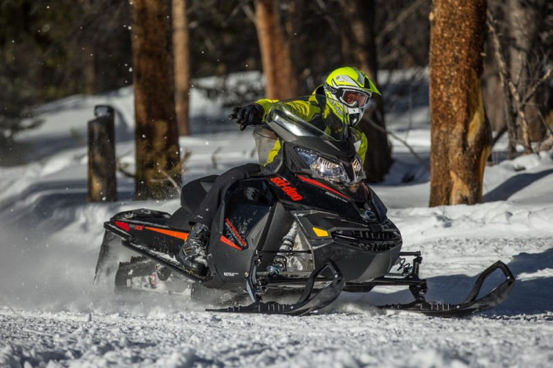 2015 Ski Doo Xrs >> 2015 Model Snowmobile Release – Ski-Doo | MaxSled.com Snowmobile Magazine