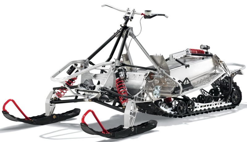 Switchback Chassis_Left