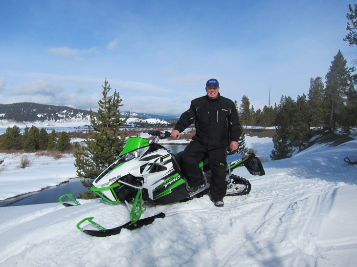 Arctic Cat 9000