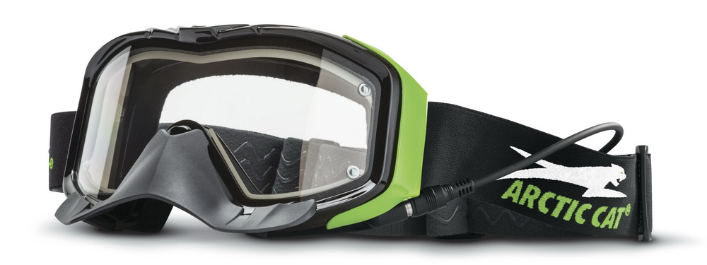 Arctic Cat Aircat Electric Goggles