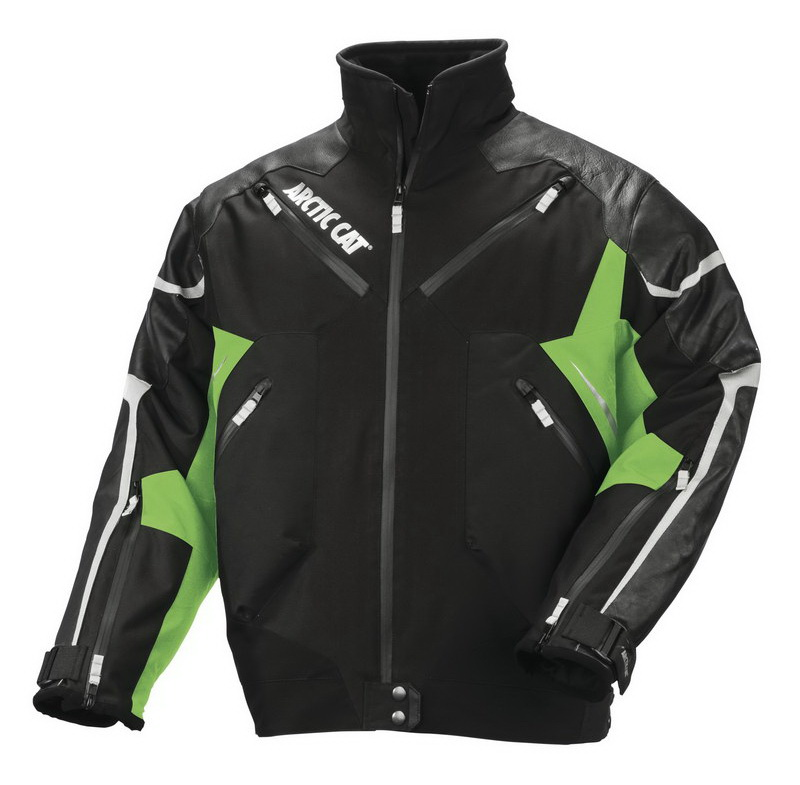 Arctic Cat Leather Tex Jacket - front