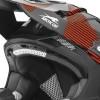 Arctic Cat MX Sno Cross Helmet - Orange tn