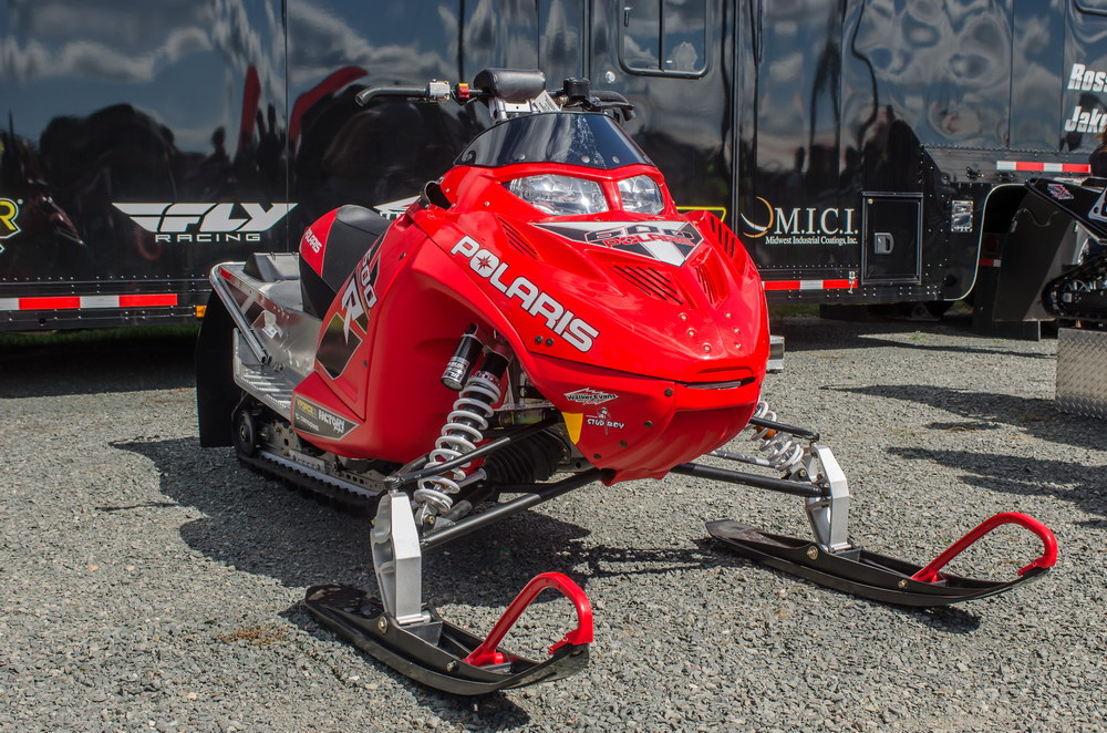 Polaris Race Snowmobile_DSC_6248
