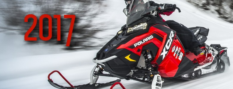 2017 Model Snowmobile Release – Polaris