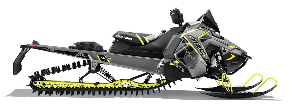 2017 Model Snowmobile Release - Polaris - MaxSled.com ...