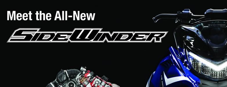 Yamaha 2017 Sidewinder Dealer Open House Schedule