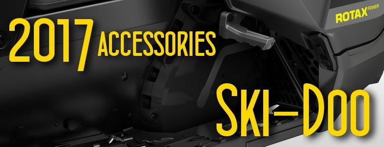 Ski-Doo Releases Accessories for Gen4