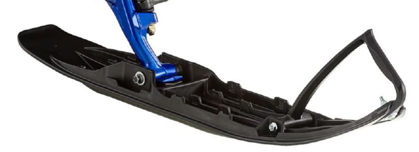 New mountain ski provides better sidehilling grip, excellent floatation, and low steering effort.
