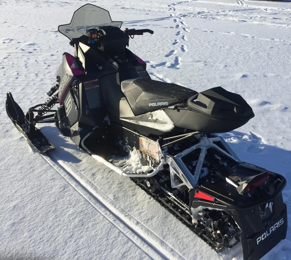 how to ride polaris pro rush
