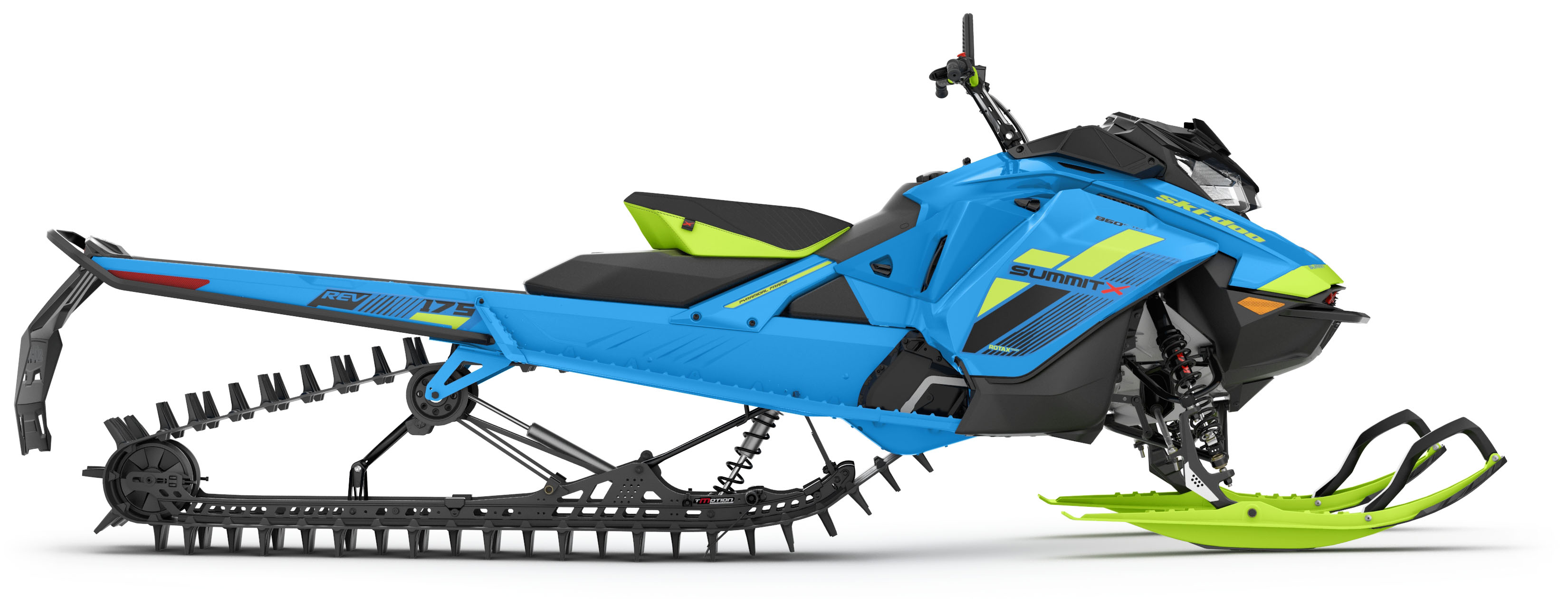 The 2018 Ski Doo Summit X 175 Is A New Variation For This Year