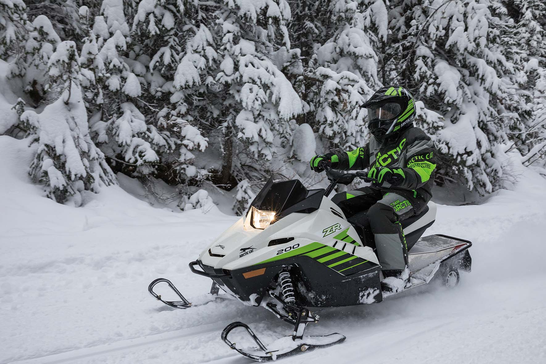 8 things to know about the new 2018 Arctic Cats - MaxSled com