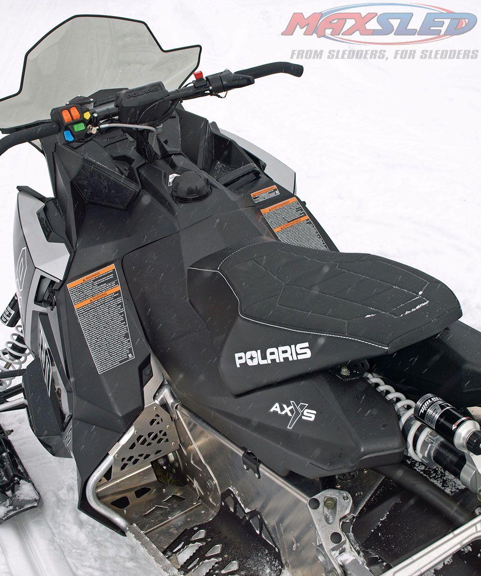 Ridden to the Max: 2018 Polaris 800 Rush Pro-S - MaxSled com
