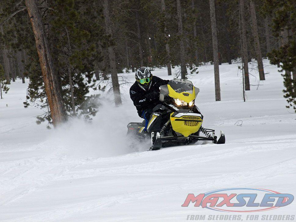 Ridden to the Max: 2018 Ski-Doo MXZ Blizzard 850 - MaxSled.com Snowmobile Magazine