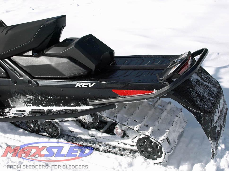 Ridden to the Max: 2018 Ski-Doo MXZ TNT 850 - MaxSled com